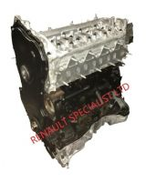 VAUXHALL VIVARO 2014 > R9M408 Bare Reconditioned Engine 1.6 CDTI